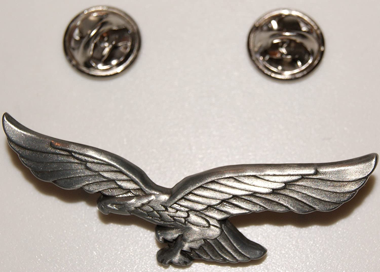 Adler ausgebreitete Fl/ügel Abzeichen l Anstecker l Abzeichen l Pin 234