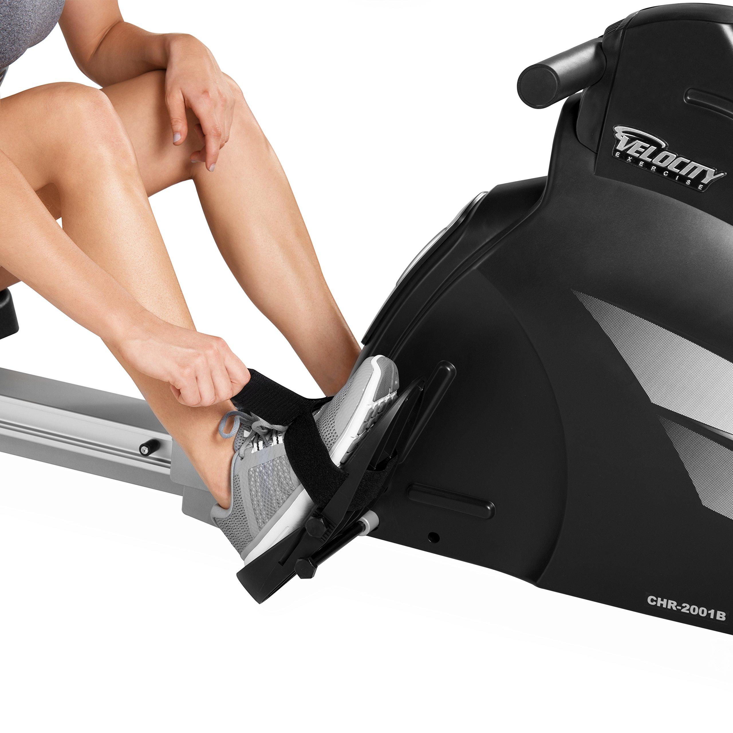 Velocity Exercise Magnetic Rower, Black by velocityexercise (Image #5)