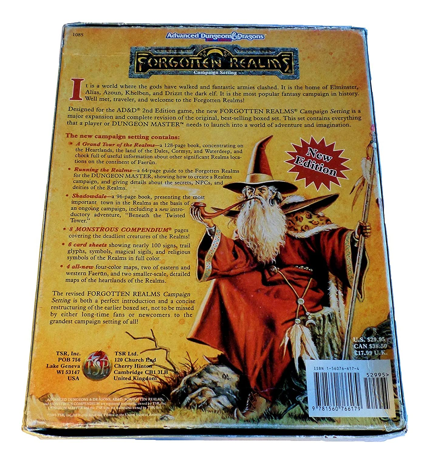 Literature craft and voice 2nd edition - Amazon Com Forgotten Realms Campaign Advanced Dungeons Dragons 2nd Edition Jeff Grubb Toys Games