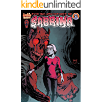Chilling Adventures of Sabrina #4 book cover