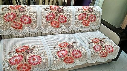 Griiham Woolen Sofa Cover- Set of 10 5 Seater
