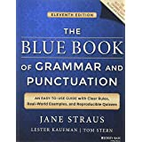 The Blue Book of Grammar and Punctuation: An Easy-to-Use Guide with Clear Rules, Real-World Examples, and Reproducible Quizze