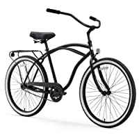 sixthreezero Around the Block Men's 26-Inch Cruiser Bike