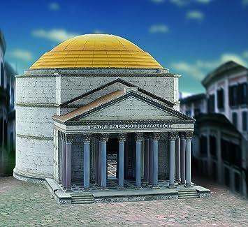 Aue Verlag - Maqueta para Montar del Panteón de Roma, 28 x ...