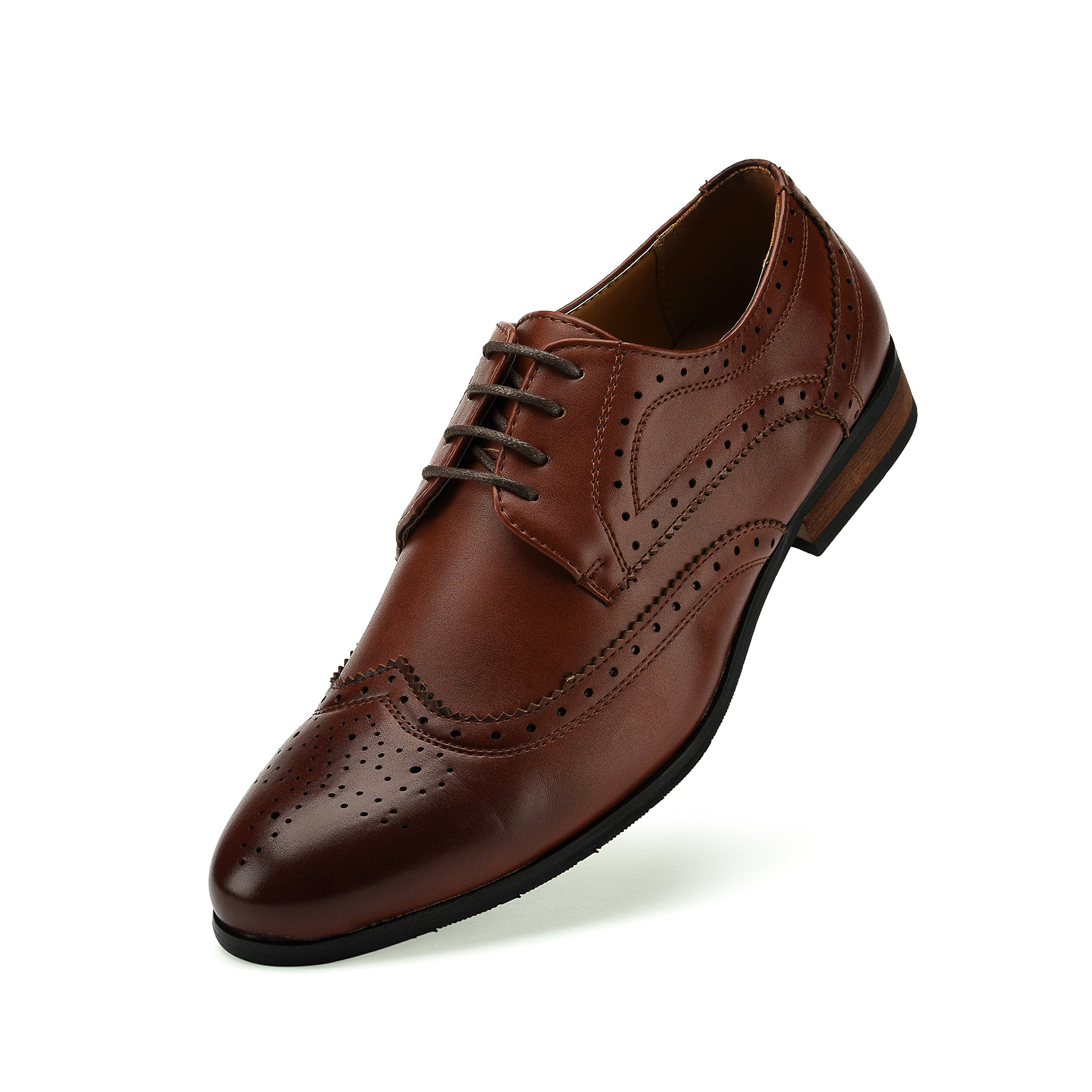 Fine Detail Wingtip Oxford Shoe