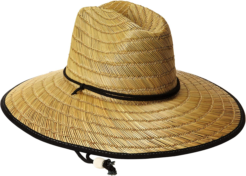 San Diego Hat Co. Men's Raffia and Straw Sun Hat