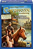 "Hans im Glück 48254 ""Carcassonne - Inns and Cathedrals Expansion I Strategic Game"