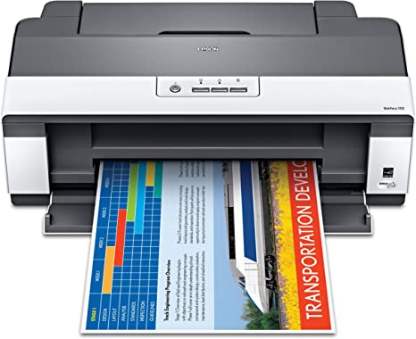 Amazon.com: Epson WorkForce 1100 wide-format Impresora de ...