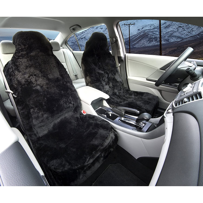 Amazing Masque 63811 Black Sheepskin Seat Cover Creativecarmelina Interior Chair Design Creativecarmelinacom