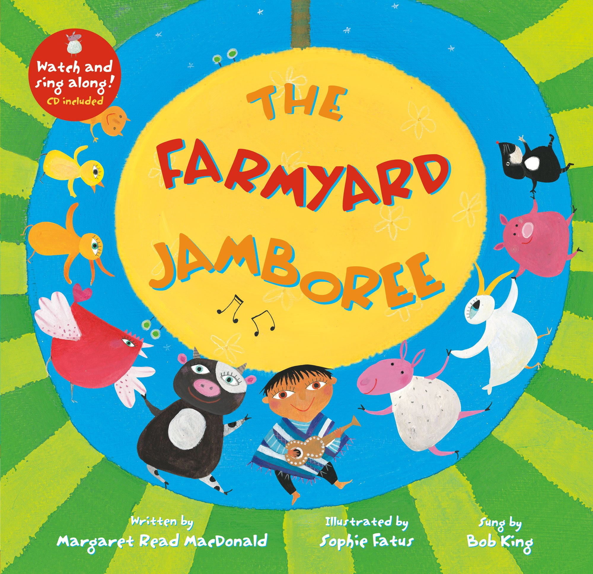 Download The Farmyard Jamboree PB w CDEX ebook