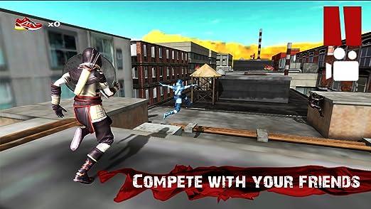 Parkour Ninja Samurai 3D