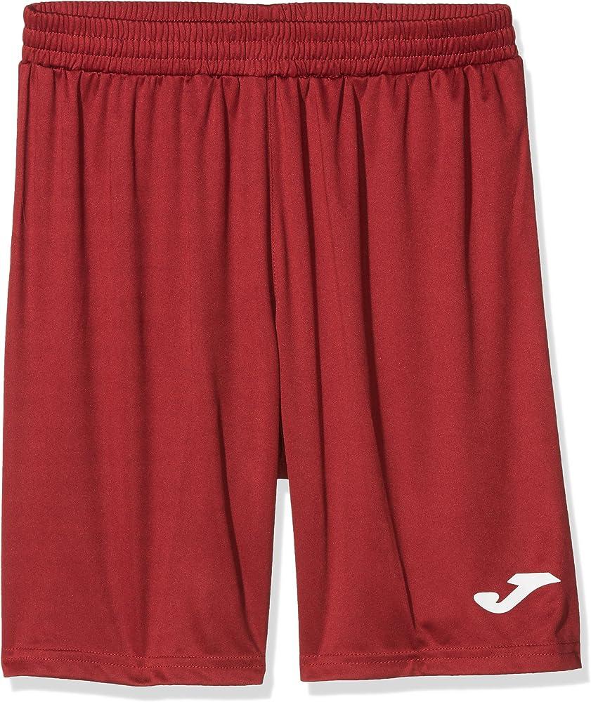 Joma Nobel Pantalón de equipación, Burdeos (671), 8XS-7XS: Amazon ...