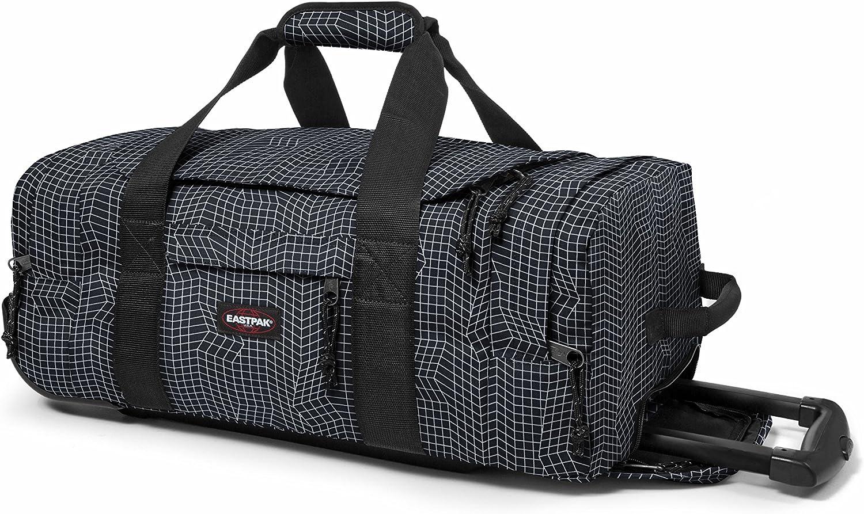 Eastpak Leatherface S Equipaje de Ruedas, 38 litros, Negro (Black Dance): Amazon.es: Equipaje