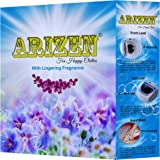 ARIZEN - With Lingering Fragrance - Loaded With Fabric Conditioner - Best Washing Powder - For Happy Clothes - 1.5 Kgs