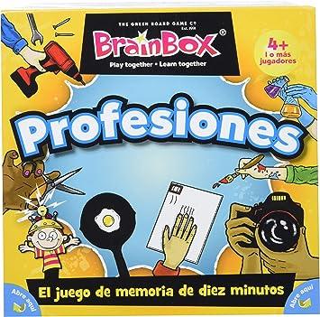 Brain Box-Brainbox Profesiones, Multicolor 31693423: Amazon.es: Juguetes y juegos