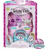 Twisty Petz, Series 2 3-Pack, Queenie Koala, Snowflakes Unicorn and Surprise Collectible Bracelet Set for Kids