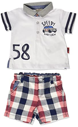 Chicco Baby-Jungen Shorts Pantaloncini