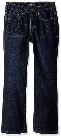 Amazon.com: Silver Jeans Big Boys' Zane Jeans, Dark Wash/Ombre, 14 ...