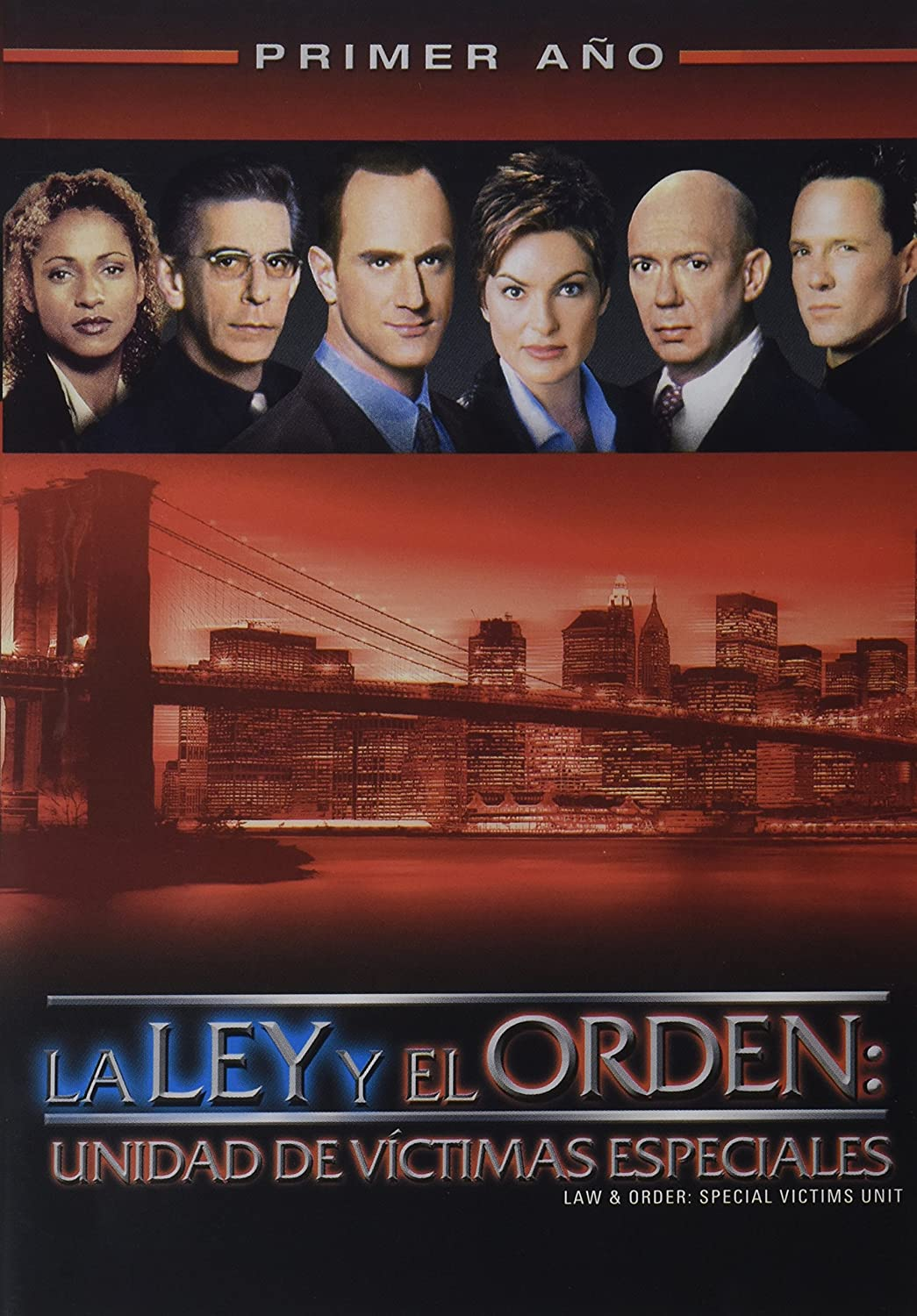 Amazon.com: La Ley Y El Orden:Unidad De Victimas Especiales Primer Ano(Law & Order:Special Victims Unit): Movies & TV