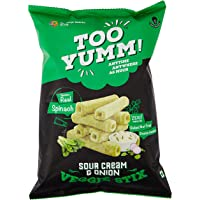 TooYumm! Veggie Stix, Sour Cream and Onion 56g
