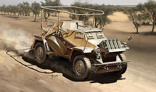 Resultado de imagen de sdkfz 223 model kit