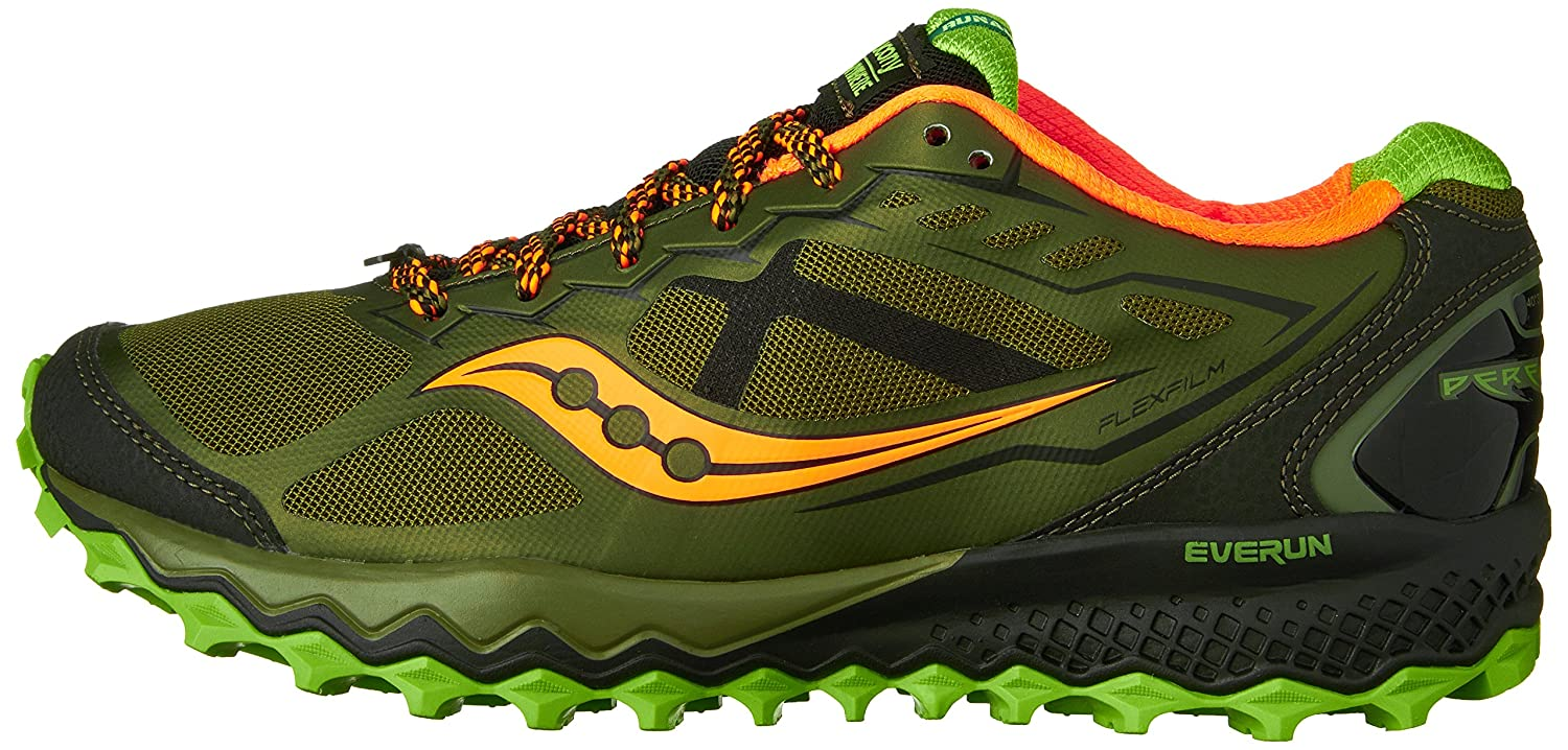 Saucony Peregrine 6 Trail Running Shoes - AW16 - 6.5: Amazon.co.uk: Sports  & Outdoors