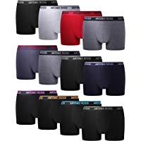 FM London - Hipster - Boxer (Lot de 12) - Homme