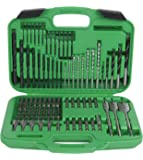Hitachi 799962 Drill And Drive Bit Set, 120-Piece