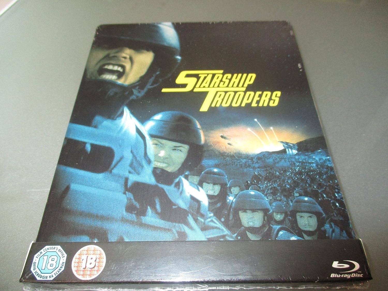 Starship Troopers - Blu-Ray de Edición Limitada en Estuche ...
