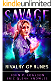 Rivalry of Runes: A Savannah Sage Supernatural Thriller (Seattle Paranormal Police Department Book 2)