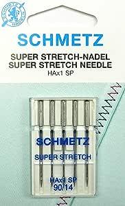 Schmetz Super Stretch ha X 1/SP coser agujas St 75