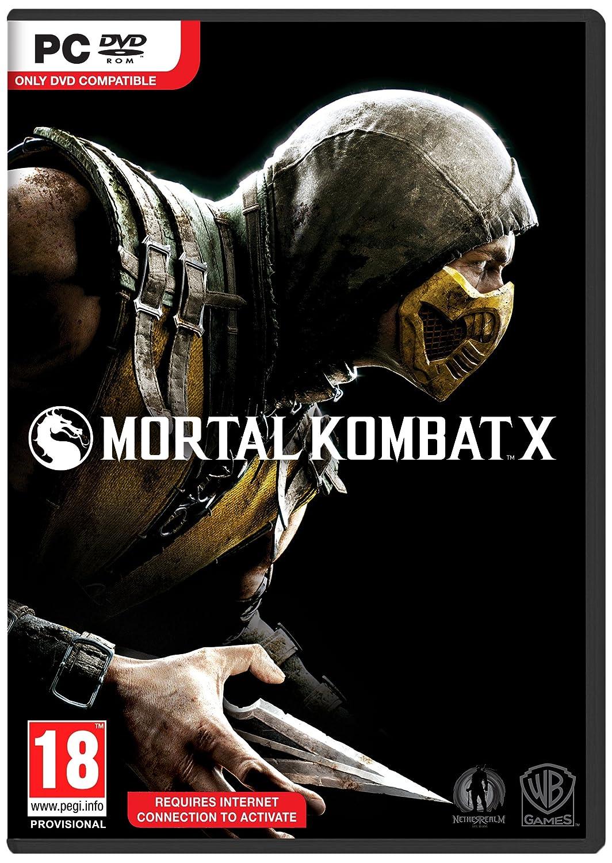 Mortal Kombat X (PC): Amazon co uk: PC & Video Games
