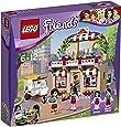 Lego - 41311 - LEGO Friends - La pizzeria di Heartlake