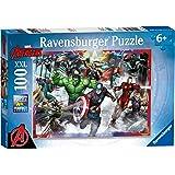 Ravensburger - 10771 - Puzzle Plus Grands Héros Avengers 100 Pièces