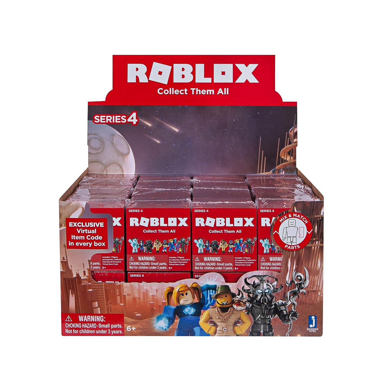 Cd130ec1282c Innovative Design Roblox Celebrity Mystery - fi roblox series 4 mystery boxes houriya media