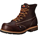 "Thorogood Men's American Heritage 6"" Emperor Toe, Composite Safety Toe Boot"