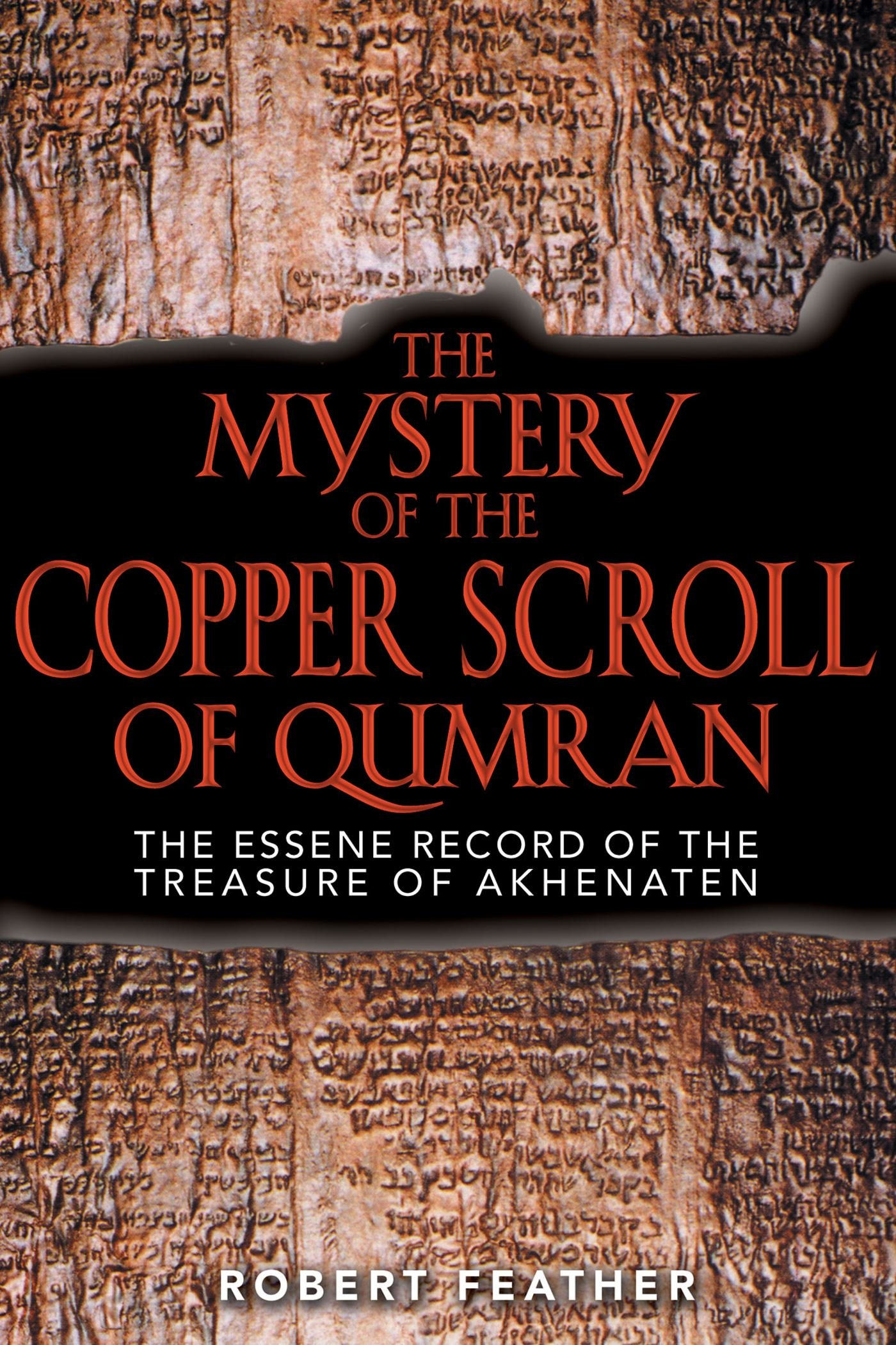 Mystery Copper Scroll Qumran Akhenaten product image
