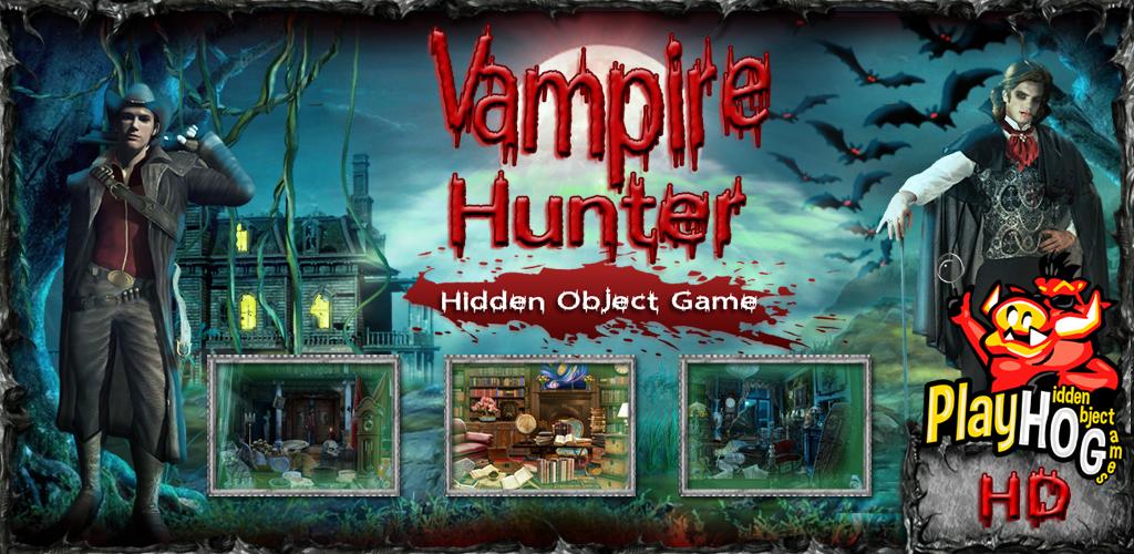 (Vampire Hunter - Find Hidden Object Game [Download])
