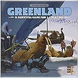 Greenland Second Edition Board Game