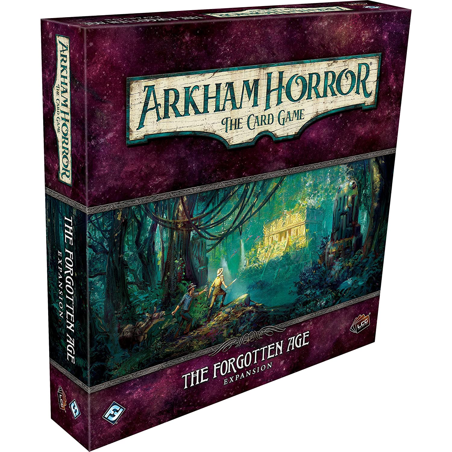 Fantasy Flight Games The Forgotten Age Deluxe Expansion ...