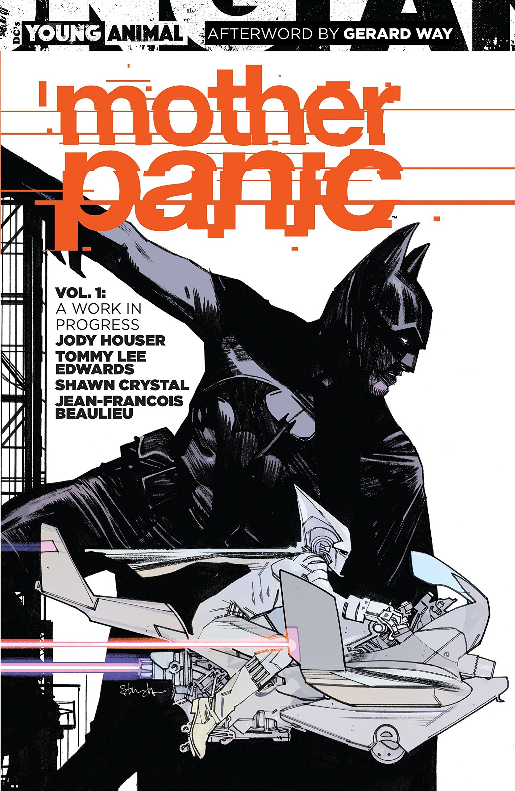 Mother Panic Vol. 1: A Work in Progress (Young Animal) pdf epub