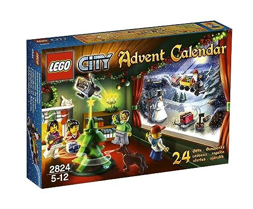 2 opinioni per LEGO City 2824- Calendario d'Avvento