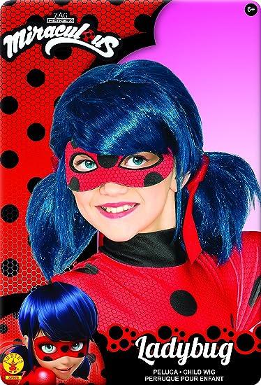 Rubieu0027s Costume Miraculous Ladybug Kidu0027s Costume Wig
