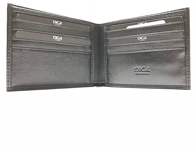 95d817ee9aba5 Image Unavailable. Image not available for. Color  Genuine Leather Men s  Wallet ...