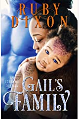 Gail's Family: A SciFi Alien Romance Novella (Icehome Book 4) Kindle Edition