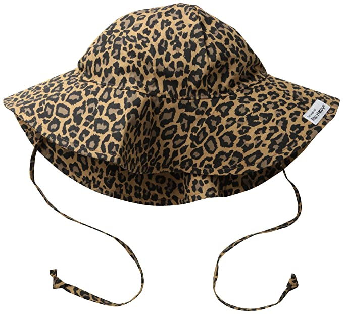 071a41999 Image Unavailable. Image not available for. Color  Flap Happy Little Girls  Upf  50+ Orginial Floppy Hat ...