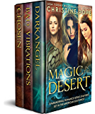 Magic in the Desert: Three Paranormal Romance Series Starters Set in the American Southwest
