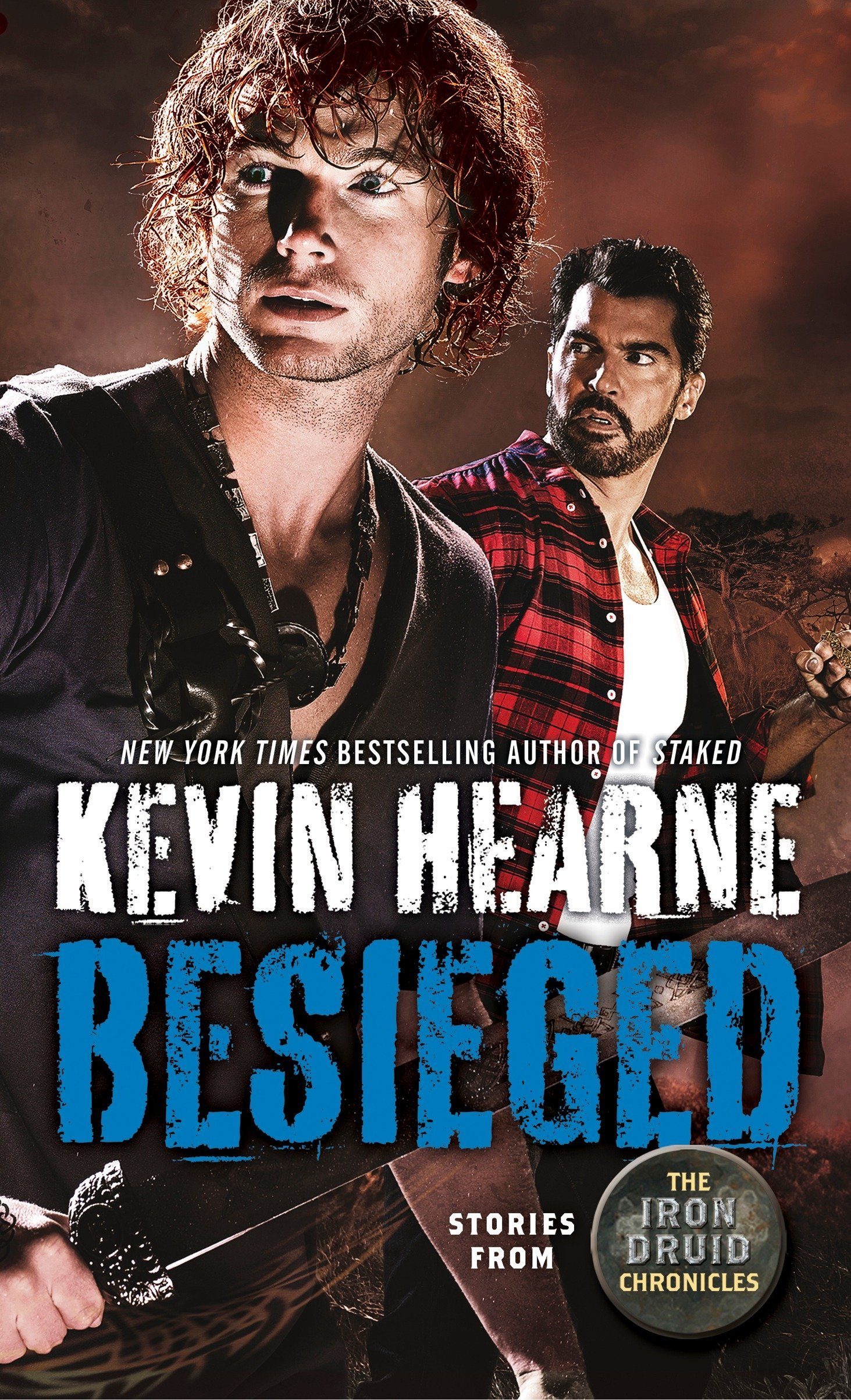 Besieged Stories From The Iron Druid Chronicles Amazon Com Br
