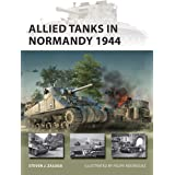 Allied Tanks in Normandy 1944 (New Vanguard)
