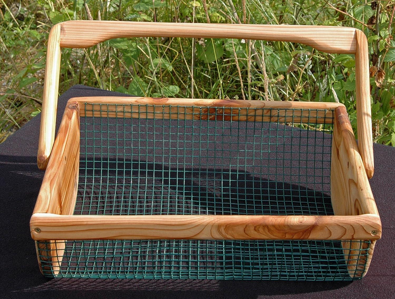 Country Basket Medium #1035